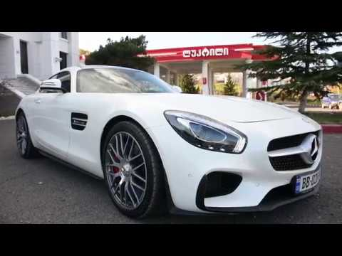 Mercedes AMG GTs  LUKOIL ecto 100