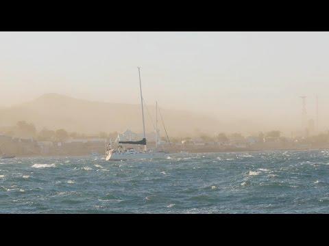 EP.10 Sailing Vessel Prism; Sandstorm in Turtle Bay