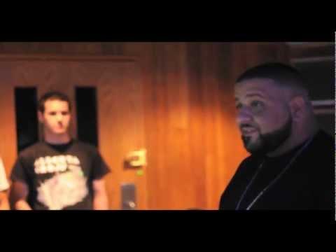 DJ Khaled visits Jerry Wonda at Platinum Sound Recording Studios!! - WondaSode #11