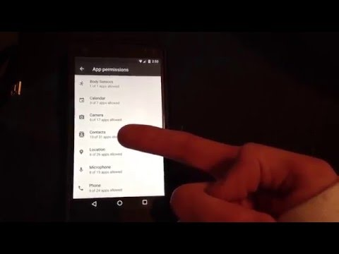 How to Stop Apps Tracking you in Android using App Permissions (No Downloads!)