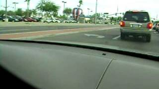 In the Buick with MorMor in the City of Surprise, Phoenix, USA