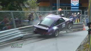 Best of rallye 2014 - action and real pure sound [hd:1080p50]