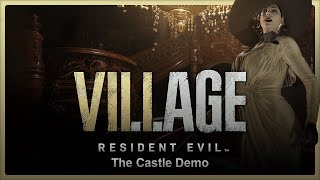 We play The Castle Demo from Resident Evil 8: Village on the PS5.