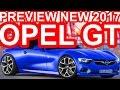 PRÉVIA Novo Opel GT 2017