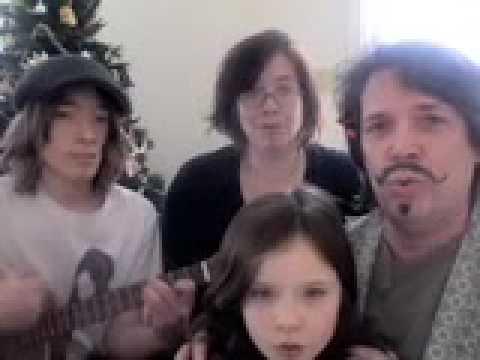 Mansfield Family Holiday Video 2007 - Killian, Cally, Barbara and Phil