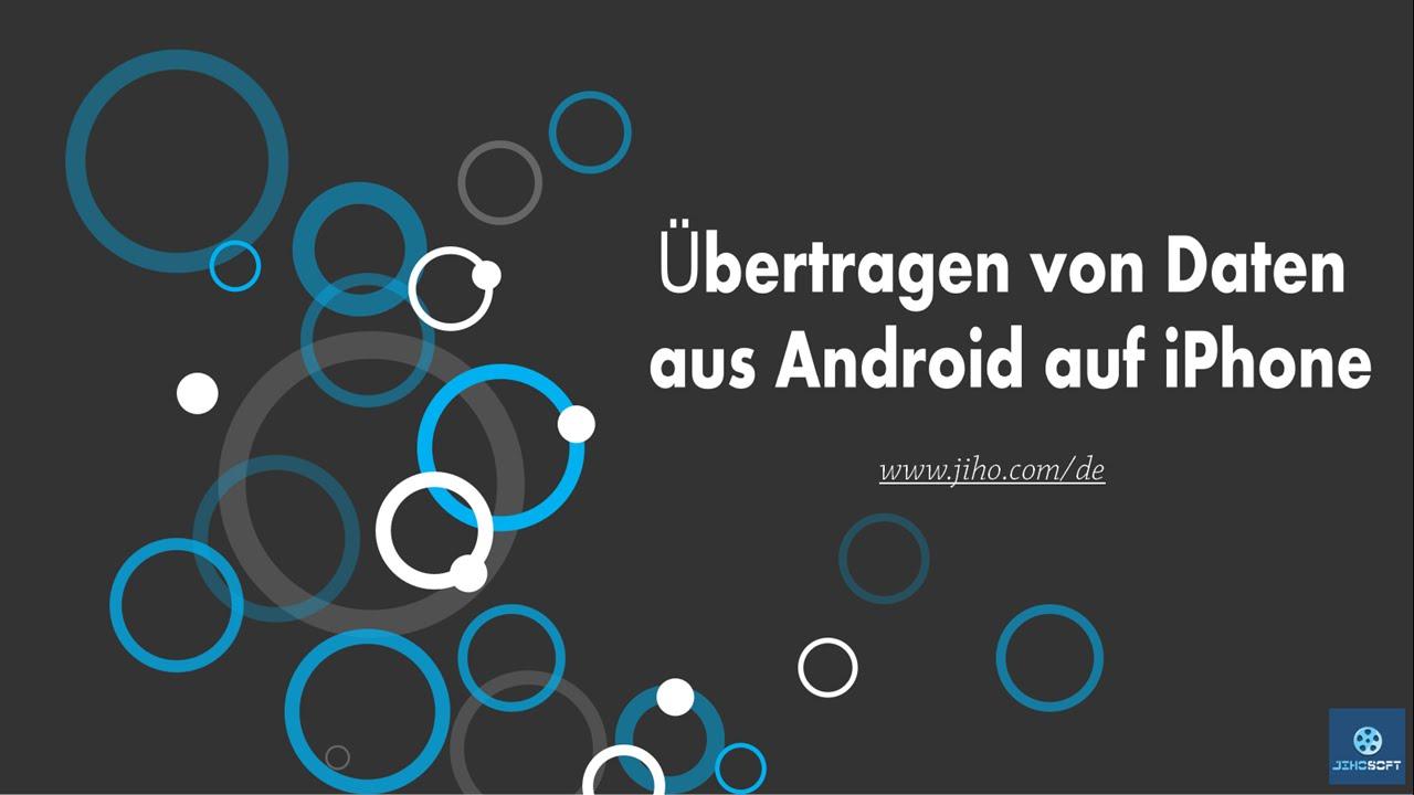 Chatverlauf Von Android Auf Iphone Übertragen