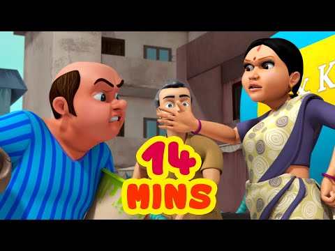 Lalaji Aur Line - Lalaji Songs Collection | Hindi Rhymes For Children | Infobells