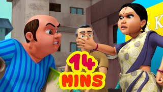Lalaji Aur Line - Lalaji songs Collection | Hindi Rhymes for Children | Infobells