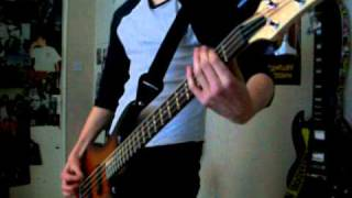 Green Day - My Generation (Bass Cover)