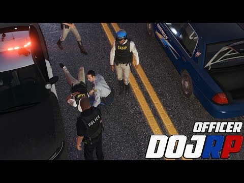 DOJ Chief of Police - 3 Officers Down! - EP.2