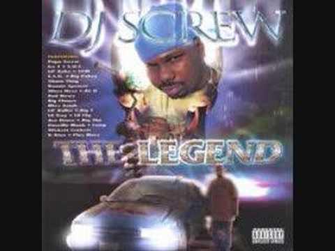 DJ Screw - Bang Screw