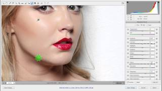 видео Инструменты коррекции в Camera Raw