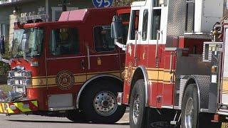 214 Jacksonville firefighters self-quarantined; 14 test positive for COVID-19