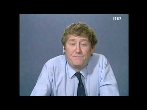 Robin Cook Austin Mitchell Labour defence BBC Election 1987