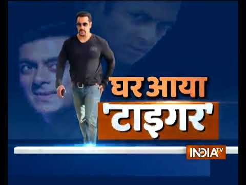 Blackbuck poaching case: Salman Khan reaches Mumbai after getting bail