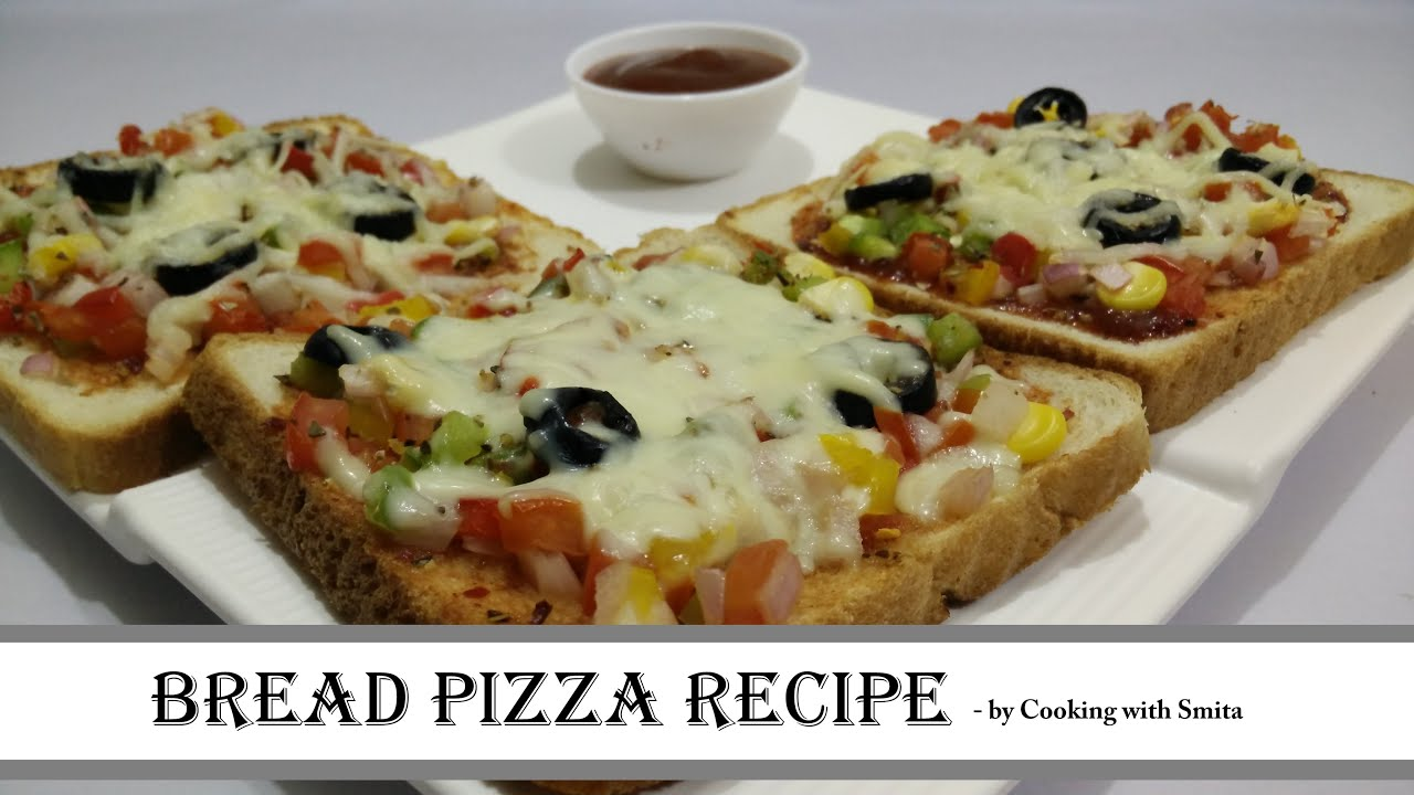 Bread pizza recipe in hindi by cooking with smita how to make bread pizza recipe in hindi by cooking with smita how to make bread pizza on tawa youtube forumfinder Gallery