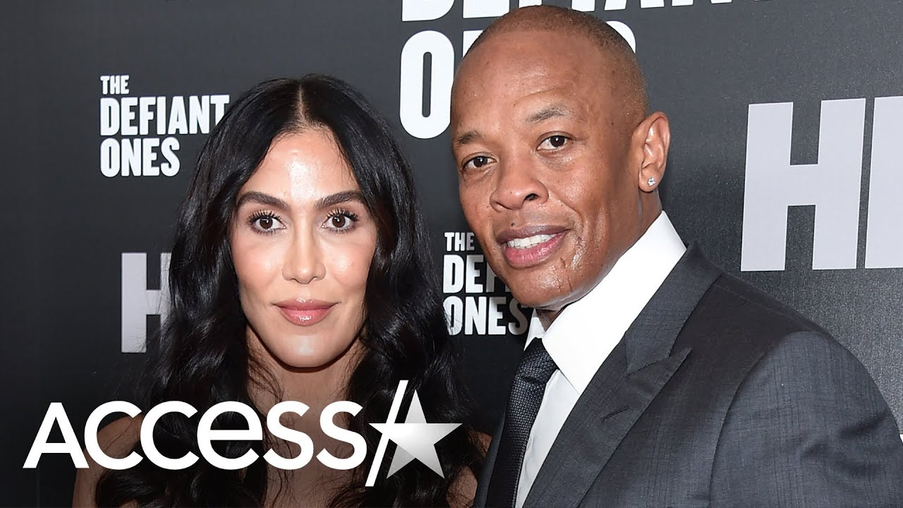 Dr. Dre's Estranged Wife Nicole Young Accuses Rapper Of 'Long-Term Abuse'