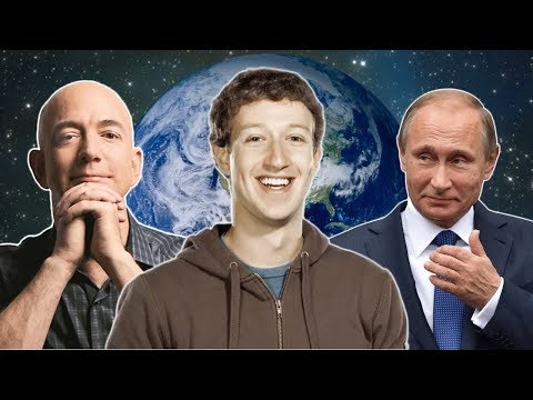 10 Most Powerful People In The World