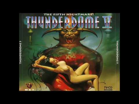 THUNDERDOME 5   CD 1  -  THE FIFTH NIGHTMARE  (ID&T 1994)  High Quality