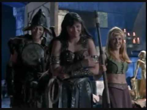 """Download The best """"Xena"""" bloopers"""