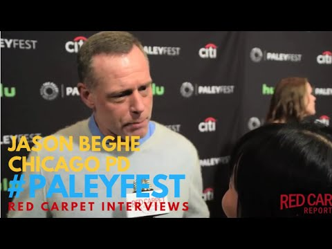 Jason Beghe at the 33rd Annual PaleyFest event for An Evening with Dick Wolf #ChicagoPD #WolfPack