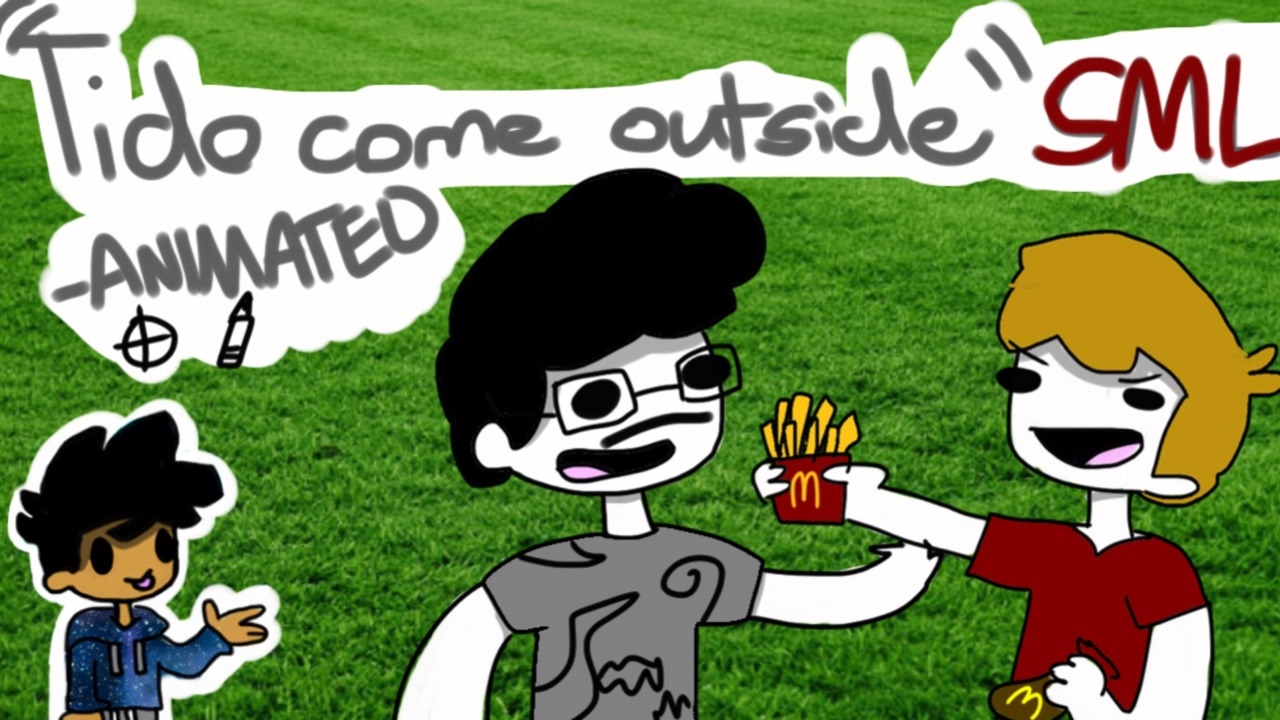tito come outside supermariologan animated youtube