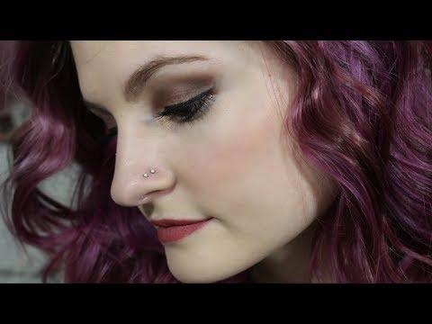 Double Nose Piercing at Home | Alyssa Nicole |
