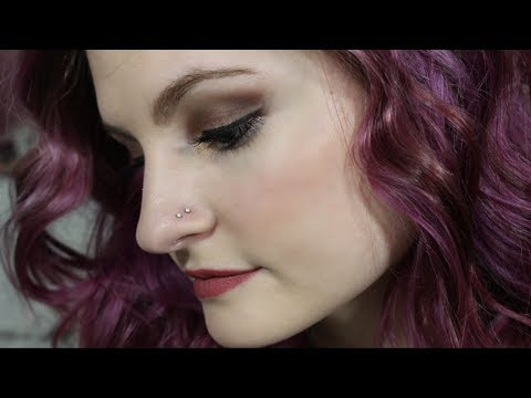 Double Nose Piercing at Home | Alyssa Nicole |
