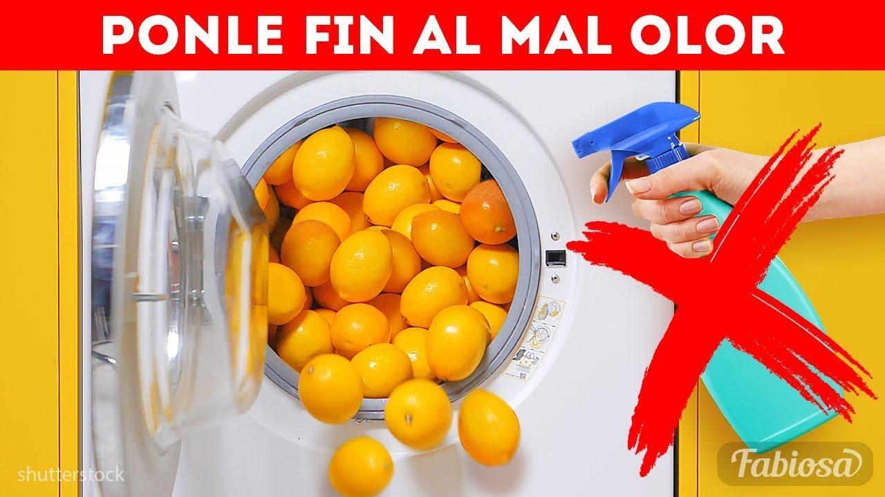 Deja tu lavadora reluciente + 5 trucos superfáciles para otros electrodomésticos