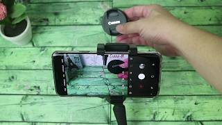 Tutorial Menggunakan Camera Mode PRO Samsung Galaxy S9  DUAL...