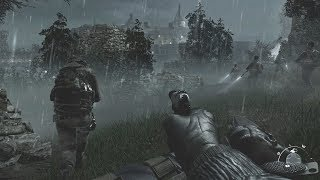 Amazing Stealth Mission with Captain Price ! Call of Duty MW 3 FPS Game on PC