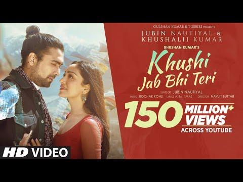 Khushi Jab Bhi Teri Song  Jubin Nautiyal, Khushalii Kumar   Rochak Kohli,A M Turaz   Bhushan K