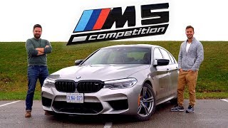 2019 BMW M5 Competition Review // Beast Mode Activated