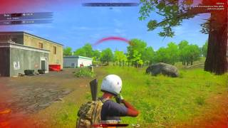 H1Z1 8 kills in 40 seconds (Test Server)