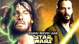 Keanu Reeves Star Wars Leak Just Got Better! (Star Wars Explained)