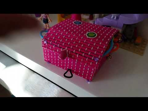 My Soy Luna jewelry box fanmade