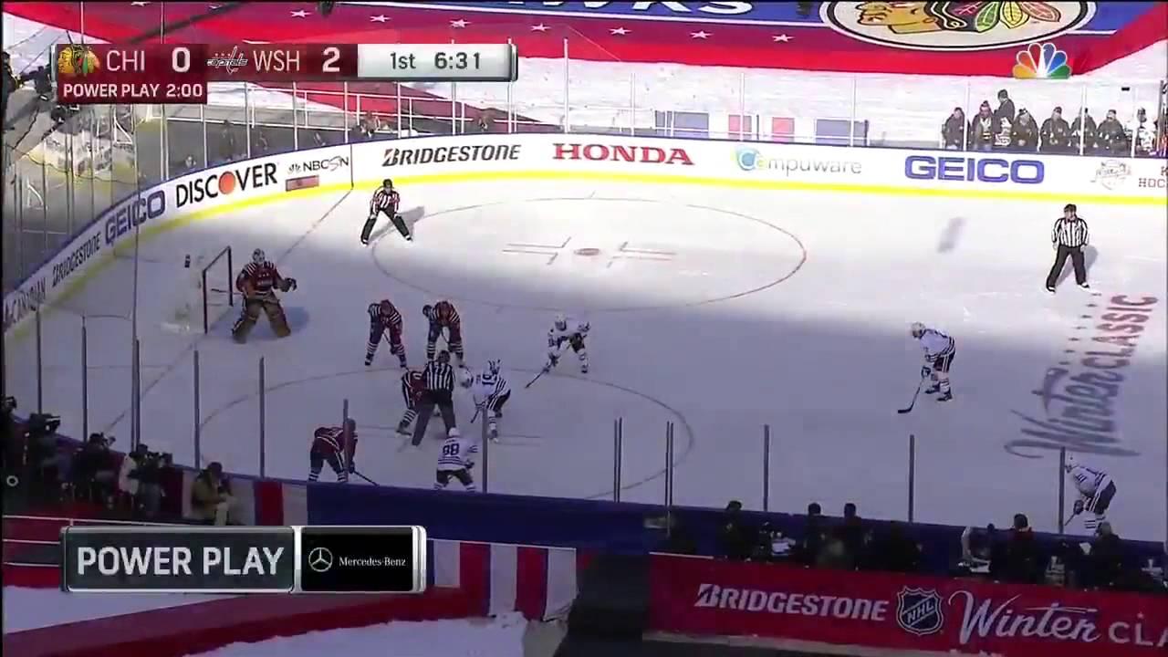 NHL Winter Classic 2015   Chicago Blackhawks vs Washington Capitals ... 50ad0cea9