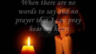 Hear My Heart by Jeff & Sheri Easter - Video with Lyrics