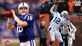 What If The Colts Never Drafted Peyton Manning or Andrew Luck?