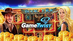 Play exclusive Novomatic Games on GameTwist!