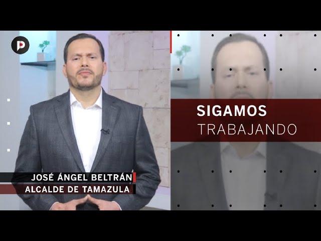 SIGAMOS TRABAJANDO