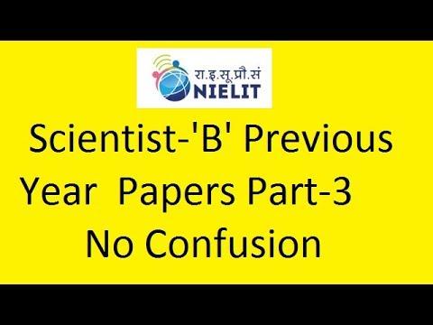 NIELIT Scientist-