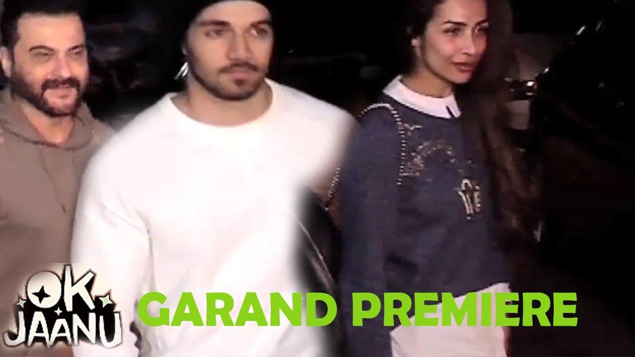 Download Hindi Movie Ok Jaanu 2017   Aditya Roy Kapoor,Shraddha Kapoor   Grand Premiere