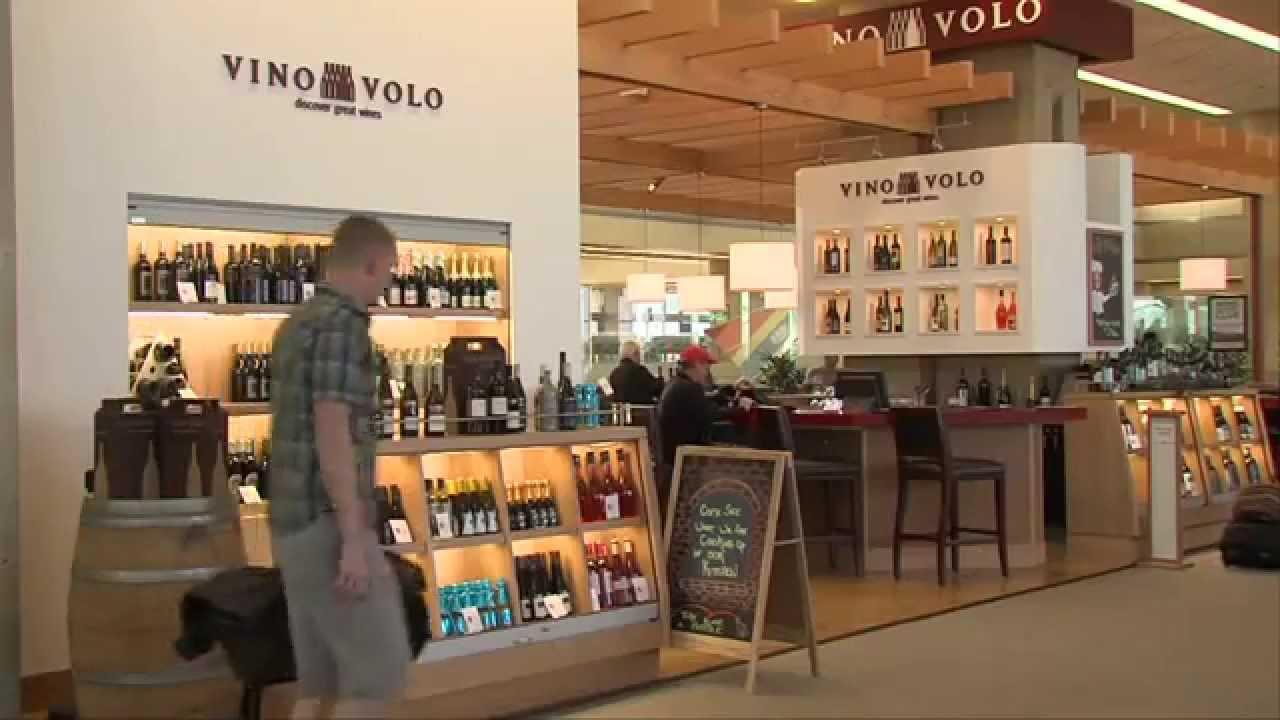 Vino Volo John Wayne Airport Terminal B Gate 9 Sna Wine Bar Appetizers Food Drink Restaurant Flyjwa