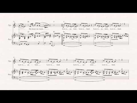 Trumpet - Same Love - Macklemore & Ryan Lewis - Sheet Music, Chords, & Vocals