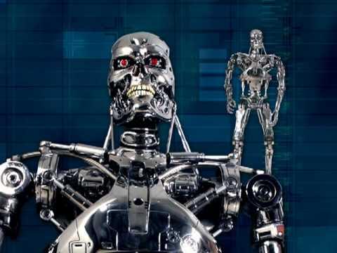 Terminator T 800 Vs T 850