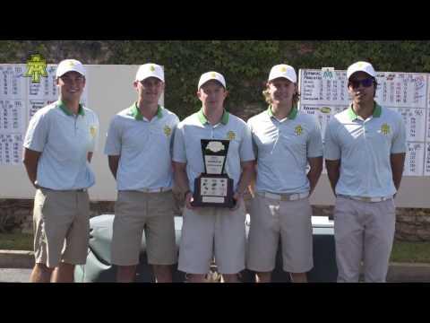 Tech Men's Golf  – 2017 GAC Championship Highlights