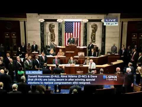 Congressman Norcross is Sworn In