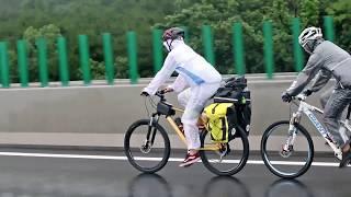 ROCKBROS Waterproof  27L Large Capacity Rear Rack Bike Pannier