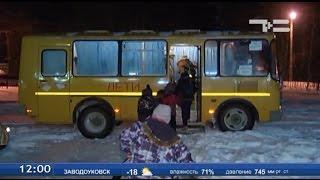 Автобусы для перевозки детей оборудуют маячками(, 2016-12-13T08:16:57.000Z)
